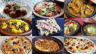 Moins de 2H en cuisine pour toute la semaine(Batch cooking)