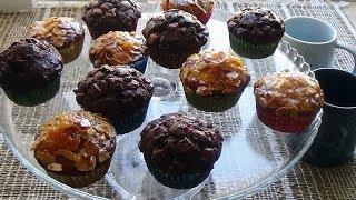 Muffins extra légers très moelleux et économiques