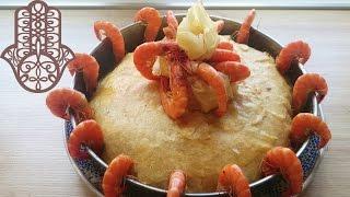 Pastilla aux crevettes
