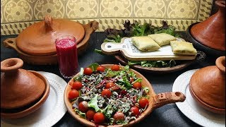 Repas du 14éme jour du ramadan