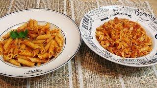 Sauce tomate italienne maison pour les pâtes, recette rapide