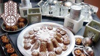 Sellou Sfouf du ramadan
