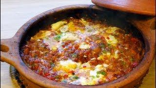 Tchoutchouka recette de saison facile,  économique et familiale!